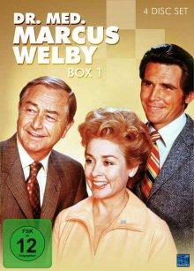 Dr. med. Marcus Welby, Box 1 (15 Folgen) (4 Disc Set)