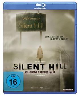 Silent Hill (2006) [Blu-ray]
