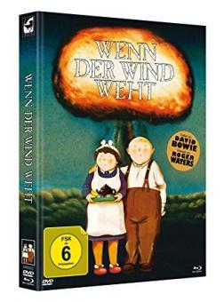Wenn der Wind weht (Limited Mediabook, Blu-ray+DVD) (1986) [Blu-ray]