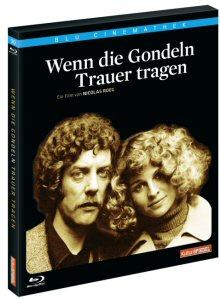 Wenn die Gondeln Trauer tragen (1973) [Blu-ray]