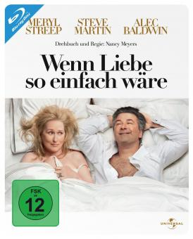 Wenn Liebe so einfach wäre (Steelbook) (2009) [Blu-ray]