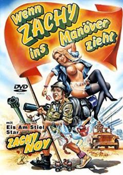 Wenn Zachy ins Manöver zieht (1978)