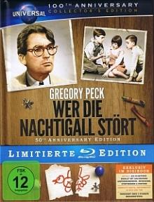 Wer die Nachtigall stört (Limitiertes Mediabook) (1962) [Blu-ray]