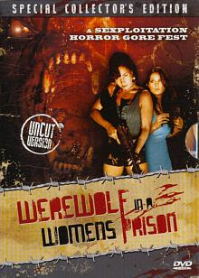 Werewolf in a Women's Prison (Special Collector's Edition) (2006) [FSK 18]