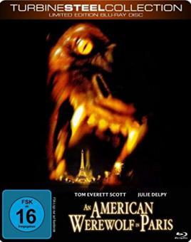 An American Werewolf in Paris - Turbine Steel Collection (1997) [Blu-ray]