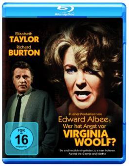 Wer hat Angst vor Virginia Woolf? (1966) [Blu-ray]