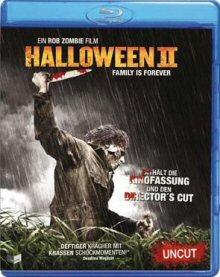 Halloween II (Uncut Edition) (2009) [FSK 18] [Blu-ray]