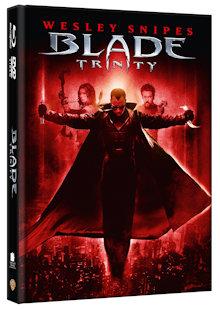 Blade Trinity (Limited Mediabook, Blu-ray+DVD) (2004) [FSK 18] [Blu-ray]
