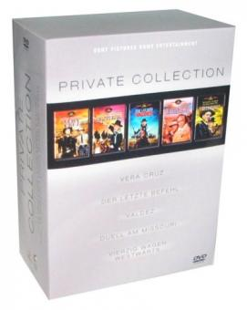 MGM Western - Private Collection (5 DVDs)