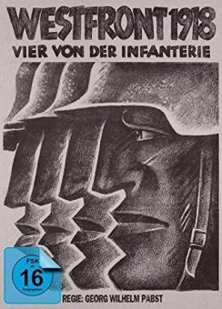 Westfront 1918 - Vier von der Infanterie (Limited Mediabook, Blu-ray+DVD) (1930) [Blu-ray]