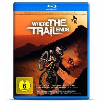 Where The Trail Ends (2012) [Blu-ray]