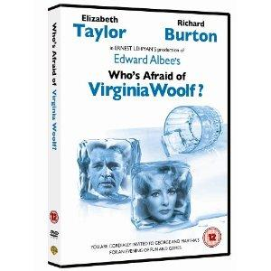 Who's Afraid of Virginia Woolf? (1966) [UK Import mit dt. Ton]