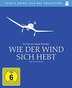 Wie der Wind sich hebt (2013) [Blu-ray]