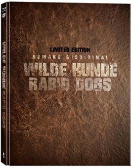 Wilde Hunde - Rabid Dogs (Limited Mediabook, 2 Blu-ray's + 3 DVDs) (1974) [Blu-ray]