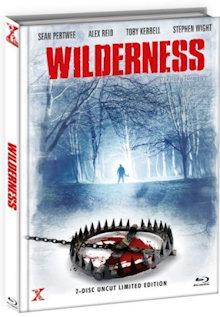 Wilderness (Limited Mediabook, Blu-ray+DVD, Cover B) (2006) [FSK 18] [Blu-ray]