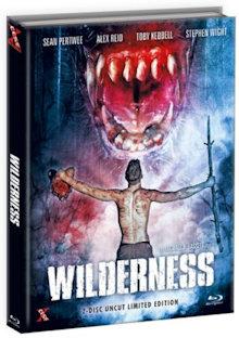 Wilderness (Limited Mediabook, Blu-ray+DVD, Cover A) (2006) [FSK 18] [Blu-ray]