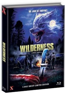 Wilderness (Limited Mediabook, Blu-ray+DVD, Cover C) (2006) [FSK 18] [Blu-ray]