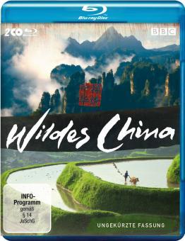 Wildes China (2 Discs) [Blu-ray]