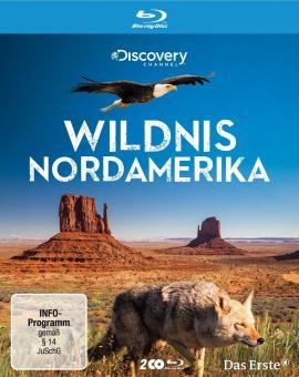 Wildnis Nordamerika (2 Discs) (2013) [Blu-ray]