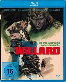 Willard (1971) [Blu-ray]