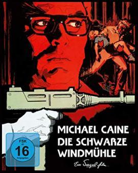 Die schwarze Windmühle (Limited Mediabook, Blu-ray+DVD, Cover B) (1974) [Blu-ray]