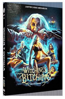 Witching & Bitching (Limited Mediabook, Blu-ray+DVD, Cover A) (2013) [FSK 18] [Blu-ray]