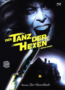 Tanz der Hexen 2 (Witch Story) (Limited Mediabook, 2 Discs, Cover B) (1989) [FSK 18] [Blu-ray]