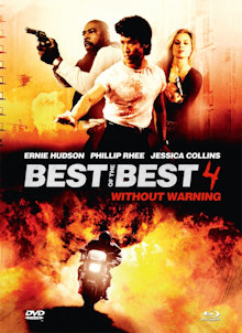 Best of the Best 4 (Limited Mediabook, Blu-ray+DVD, Cover B) (1998) [FSK 18] [Blu-ray]