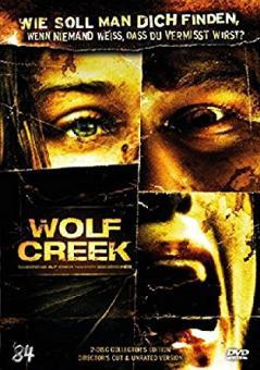 Wolf Creek (2 Discs Unrated Edition, Kleine Hartbox) (2005) [FSK 18]