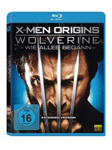 X-Men Origins - Wolverine - Extended Version (2009) [Blu-ray]