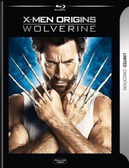 X-Men Origins - Wolverine - Extended Version (Limited Cinedition, 2 Discs) (2009) [Blu-ray]