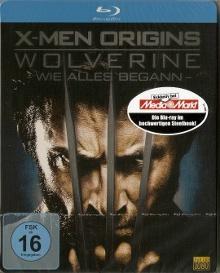 X-Men Origins - Wolverine - Extended Version (+ Digit. Copy Disc) (Steelbook) (2009) [Blu-ray]
