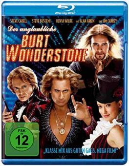Der unglaubliche Burt Wonderstone (2013) [Blu-ray]