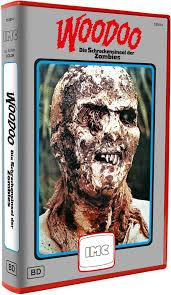 Woodoo - Die Schreckensinsel der Zombies (Limited IMC Red Box, Vol. 14) (1979) [FSK 18] [Blu-ray]