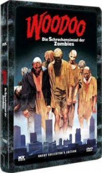 Woodoo - Die Schreckensinsel der Zombies (Metalpak mit 3D-Hologramm Cover) (1979) [FSK 18]