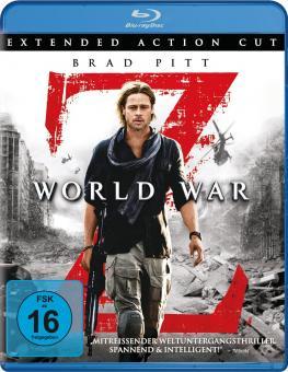 World War Z (2013) [Blu-ray]