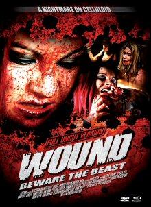 Wound (Uncut Mediabook, Blu-ray+DVD) (2010) [FSK 18] [Blu-ray]