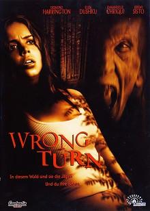 Wrong Turn (2003) [Gebraucht - Zustand (Sehr Gut)]