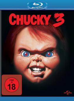 Chucky 3 (Uncut) (1991) [FSK 18] [Blu-ray]