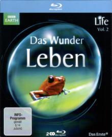 Life - Das Wunder Leben, Vol. 2 (2 Discs) [Blu-ray]