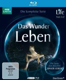 Life - Das Wunder Leben, Die komplette Serie (4 DVDs) [Blu-ray]