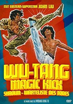 Wu-Tang Magic Kick: Shaolin - Warteliste des Todes (Limited Edition) (1979) [FSK 18]