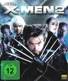 X-Men 2 (2003) [Blu-ray]