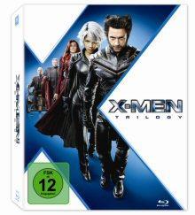 X-Men - Trilogie (Limited Edition) [Blu-ray]