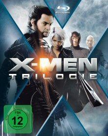 X-Men - Trilogie (6 Discs) [Blu-ray]