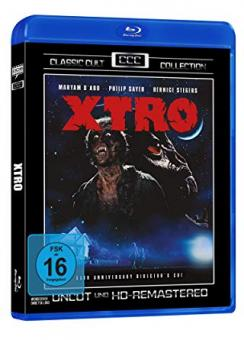 X-Tro - Nicht alle Außerirdischen sind freundlich (Uncut) (1982) [Blu-ray]