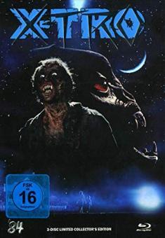 X-Tro - Nicht alle Außerirdischen sind freundlich (Limited Mediabook, Blu-ray+DVD+CD-Soundtrack, Cover F) (1982) [Blu-ray]