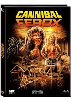 Cannibal Ferox - Die Rache der Kannibalen (Limited Mediabook, Blu-ray+DVD, Cover C) (1981) [FSK 18] [Blu-ray]