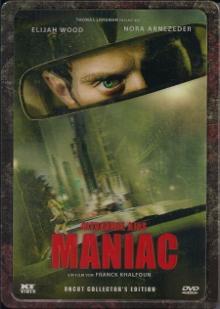 Alexandre Ajas Maniac (Uncut, 3D Metalpak) (2012) [FSK 18]