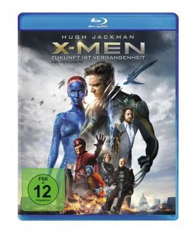X-Men Zukunft ist Vergangenheit (2014) [Blu-ray]